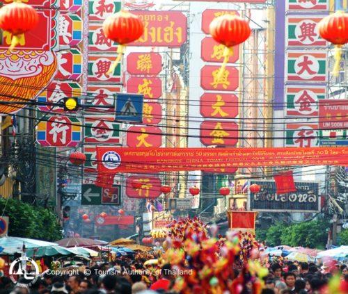 china town - credit: thailand tourist board tat bangkok