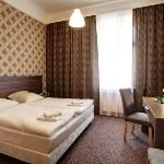 doppelzimmer ansicht im hotel polonia, breslau