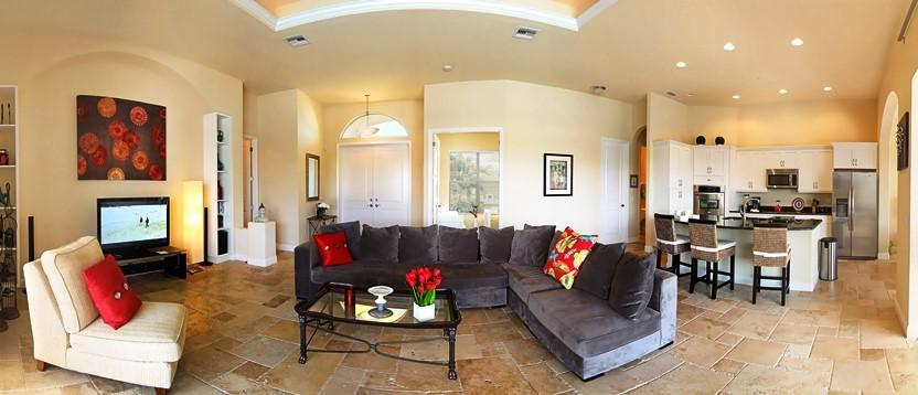 living lounge im la favorita